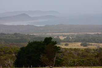 Peaceful Bay, from Nutt Road